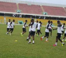 Black Stars land in Uganda for World Cup qualifier