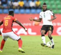 [Live] Uganda 0 – 0 Ghana
