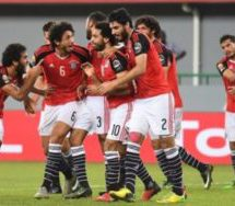Late penalty sends Egypt to World Cup