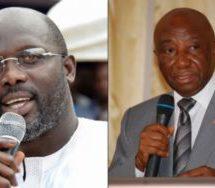 Liberians vote today