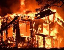 Deadly fire hits California wine country