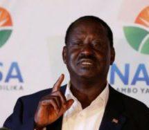 Odinga quits Kenya re-run