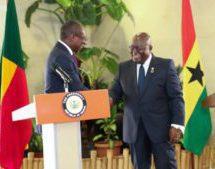 'Ghana, Benin need strategic bonds' – Akufo-Addo