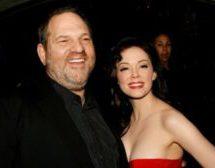 Rose McGowen accuses Weinstein of rape