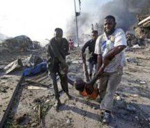 Somalia: At least 230 dead in Mogadishu blast