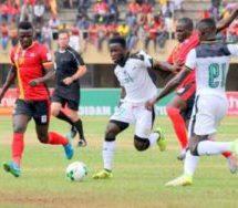 Ghana stagnant on FIFA Ranking