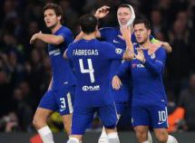 Hazard rescues Chelsea in six-goal thriller against Roma