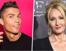 JK Rowling dethrones Ronaldo as highest paid celeb in Europe
