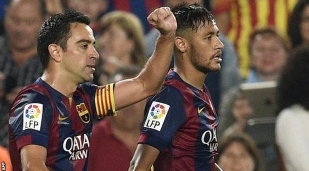 Neymar broke PSG move 'at Messi's wedding'