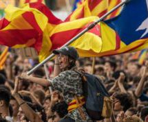 Catalans declare independence from Spain