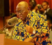 """""""Enforce Ghana's Laws Without Fear Or Favour"""" – President Akufo-Addo To Law Enforcement Agencies"""