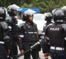 Ghana police arrest 26 Togolese protesters