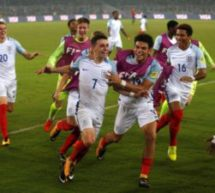 England fight back to win U17 World Cup
