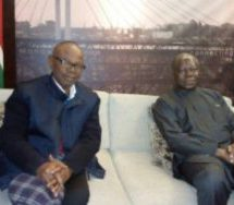 Ayisi-Boateng meets Ghanaian community in Cape Town