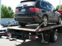 Vehicles to be sold under towing policy