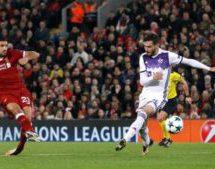 Liverpool beat Maribor