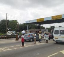 Robbers attack motorway toll booth, bolts with GHS45k