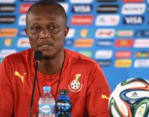 Appiah taking Egypt match serious
