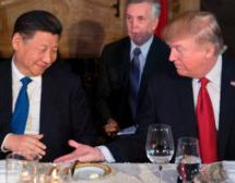 Trump visits China amid N Korea tensions