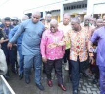 Akufo-Addo applauds Jospong