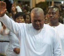 "Akufo-Addo needs prayers to get through ""sleepless nights""– Mahama"