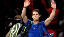 Nadal ends season after defeat by David Goffin