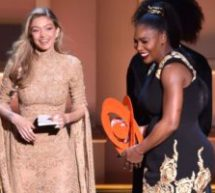 Serena Williams : Gigi 'one of few I'd leave my baby for'