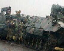 Zimbabwe crisis: Army takes over – Mugabe 'detained'