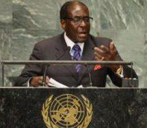 Mnangagwa urges Mugabe to quit now