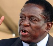 Zimbabwe's new leader to be sworn in