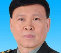 Chinese general commits suicide