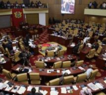 Parliament approves 2018 Budget after gruelling debate