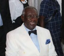 Kufuor is 79 today