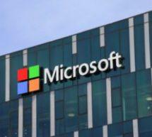 Microsoft eyes partnership with gov't