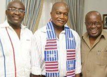 NPP polls: I stand tall – Ntim