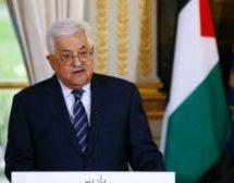 Palestinian leader Abbas spurns US peace plan
