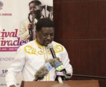 Agyinasare marks 35yrs in ministry with miracle festival