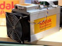 Kodak soars on KodakCoin and Bitcoin mining plans