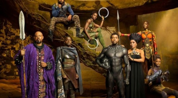 The 'Black Panther' Box Office numbers are in and they're historic