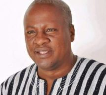 Mahama embarks on road safety campaign ahead of Easter