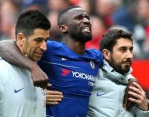 Chelsea's Rudiger to miss Europa League semi-finals