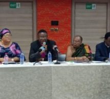 NPP/NDC agree on scope of dialogue to ban party militia
