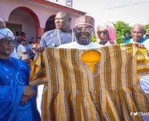 Bawumia enstooled 'Nkabomhene'